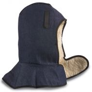 Winter Liner, Extra Long, Sheepskin-Like Lining, Navy