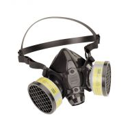 North Half Mask Respirator, Silicone, 7700 Series