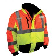 Bomber Jacket, Multi-Color, Quilted, Class 3