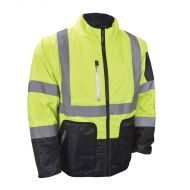 4-in-1 Quilted Reversible Jacket, Class 3